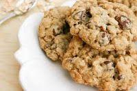 Geweldig Gezond: recept: chocolate chip koekjes zonder suiker, zonder bloem, zonder eieren