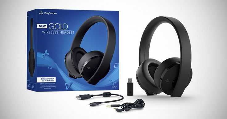 A new comfort-focused PlayStation Gold headset arrives this month