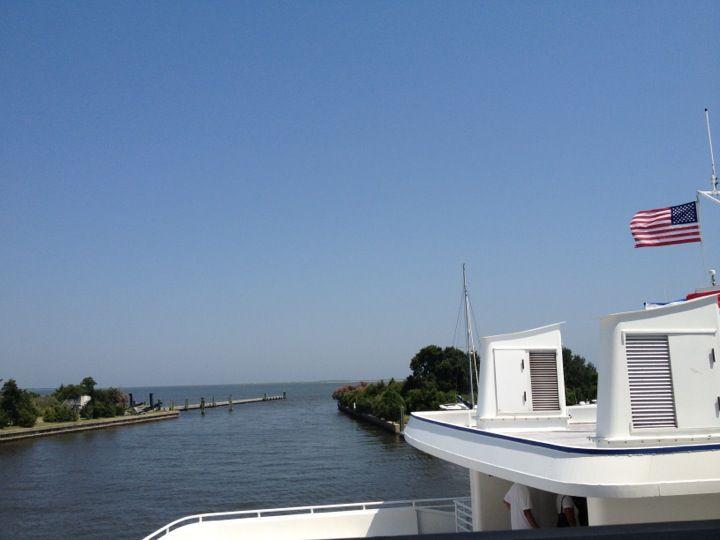 Bald Head Island Ferry in Bald Head Island, NC