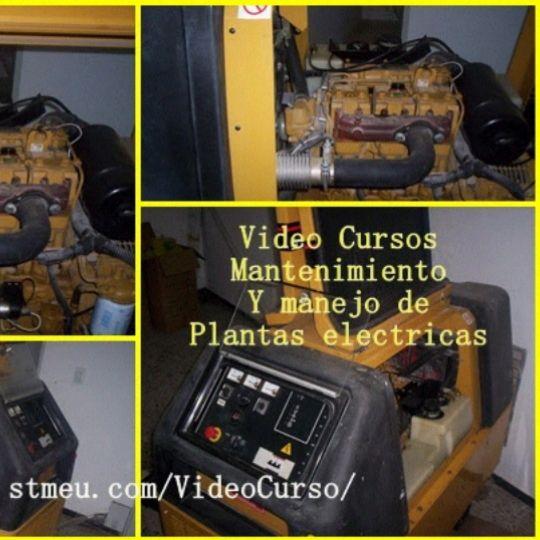Mantenimiento, Manejo y Reparación de plantas eléctricas - Aumenta tus aptitudes profesionales.