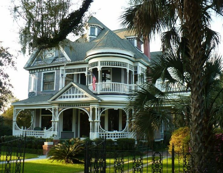 257 Kate Shepard House In Mobile Alabama Usa Victorian