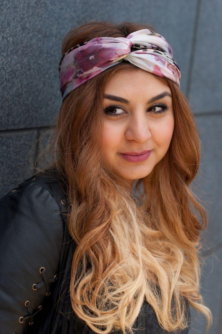 17 best images about scarf turban headbands on pinterest. Black Bedroom Furniture Sets. Home Design Ideas