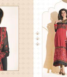 Buy Sushmita Sen AnarkaliI Salwar Suite By Fabfiza bollywood-salwar-kameez-online online