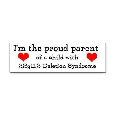 Being involved with 22q has filled my heart with compassion