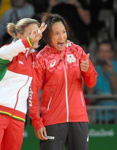柔道女子 57 キロ級では、松本薫選手が 2 連覇はなりませんでしたが、見事銅メダルを獲得!リオデジャネイロオリンピック・リオ五輪2016