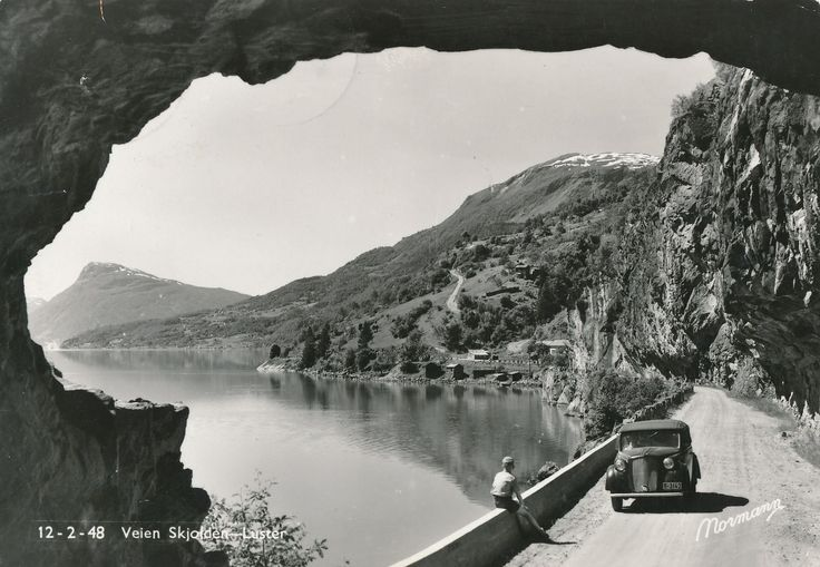 Skjolden - Luster  #history #svenkvia #norge #norway #car #skjolden #Luster