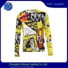 High Quality Sublimation Full Printed T-shirt Custom Printed   best buy follow this link http://shopingayo.space