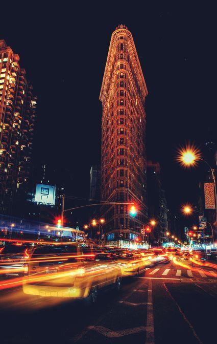 Flatiron building NYC by alex rykov