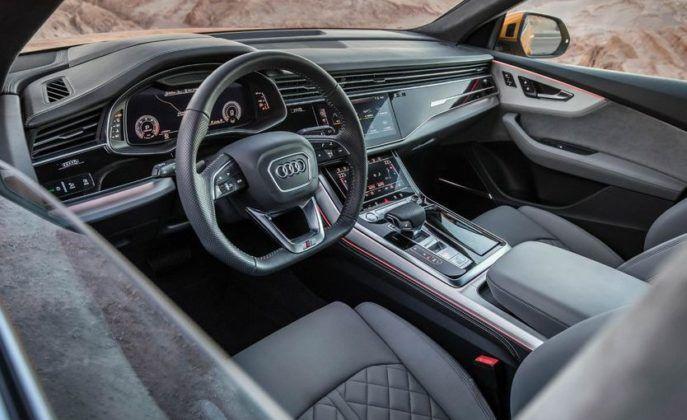2020 Audi Q8 Interior Audi Volkswagen Touareg Audi Q8 Price