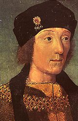 "Henry VII was born at Pembroke Castle in the west of Wales on 28 January 1457. His father was Edmund Tudor, 1st Earl of Richmond and his mother was Lady Margaret Beaufort.  Henry's paternal grandfather, Owen Tudor, originally from the Isle of Anglesey in Wales, had been a page in the court of Henry V. He rose to become one of the ""Squires to the Body to the King"" after military service at Agincourt.[2] Owen is said to have secretly married the widow of Henry V, Catherine of Valois. One of…"