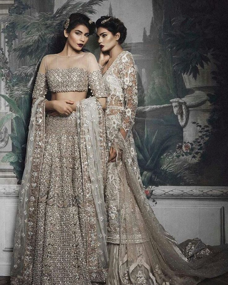 Say hello to the bridal with these drop dead gorgeous outfits from @mahgulofficial #Mahgul #bridal #trousseau #fashion