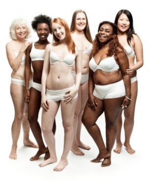 Do You Know What the Average Woman's Body Really Looks Like
