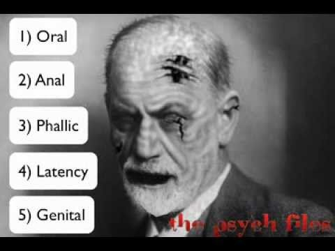 Zombie Freud explains how to Memorize Freud's Stages of Psychosexual Development