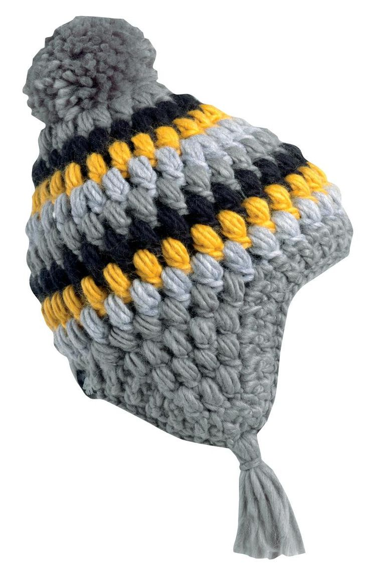 Kids Hail Storm Earflap Hat                                                                                                                                                                                 More