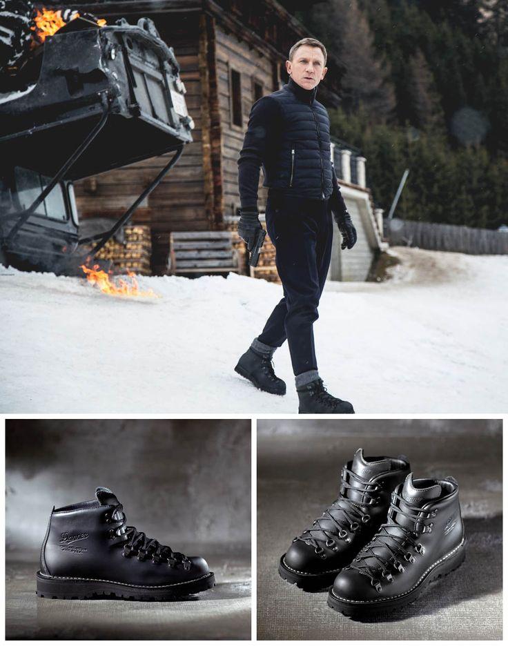 James Bond Boots for Specter by DANNER. #boots #specter #jamesbond #007…
