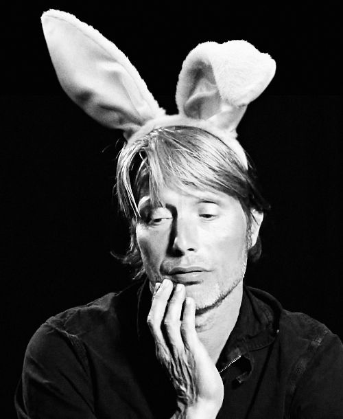 VIA AND SOURCE WITH 332 ♥ #KAWAII MOTHERFUCKER #MADS MIKKELSEN