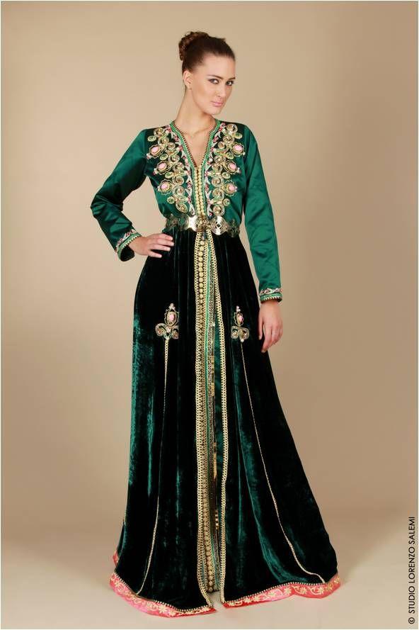 Meriem Belkhayat's Latest Jawhara Collection « Fashion & Beauty « Sans Retouches
