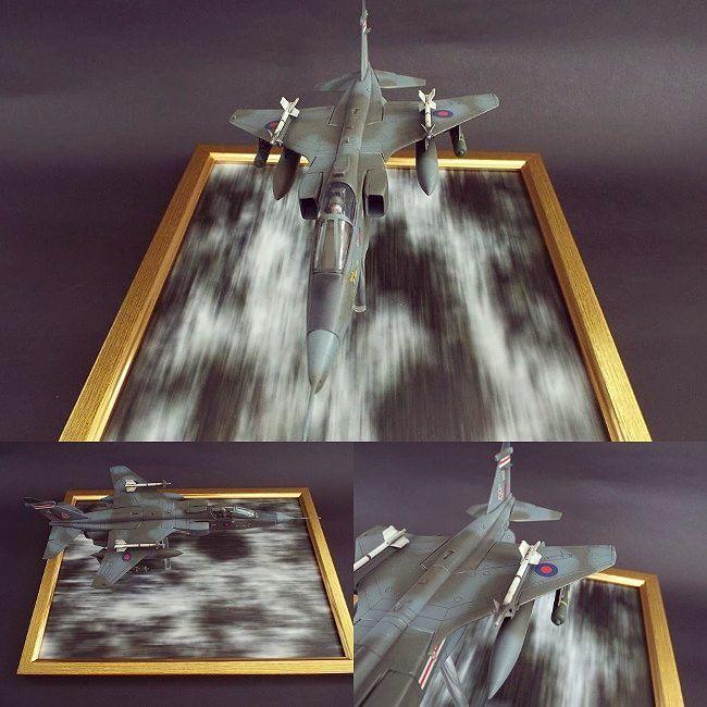 Wow!!! Jaguar GR1 Italeri from RTB Models #scalemodel #plastimodelismo #plasticmodel #plastimodelo #plastickits #usinadoskits #udk #hobby #diorama #fighter #caça #maqueta #maquette #modelismo #modelism #modelisme #italeri