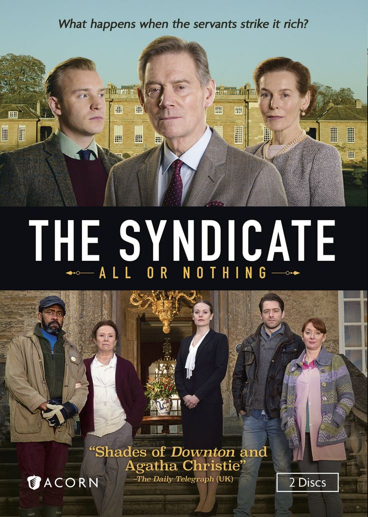Amazon.com: The Syndicate: All or Nothing: Anthony Andrews, Alice Krige, Lenny Henry, Cara Theobold, Elizabeth Berrington, Melanie Hill, Richard Rankin, Kay Mellor: Movies & TV | @giftryapp