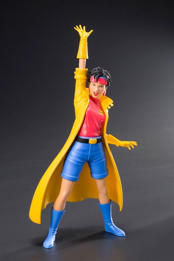 Marvel Universe X Men 92 Wolverine Jubilee Two Pack Artfx Statue Figure Kotobukiya Marvel Jubilee X Men Super Hero Costumes