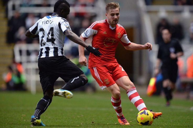 Newcastle United FC 1 Southampton FC 1: Luke Shaw gives another assured performance, increasing his claims to an England international place.
