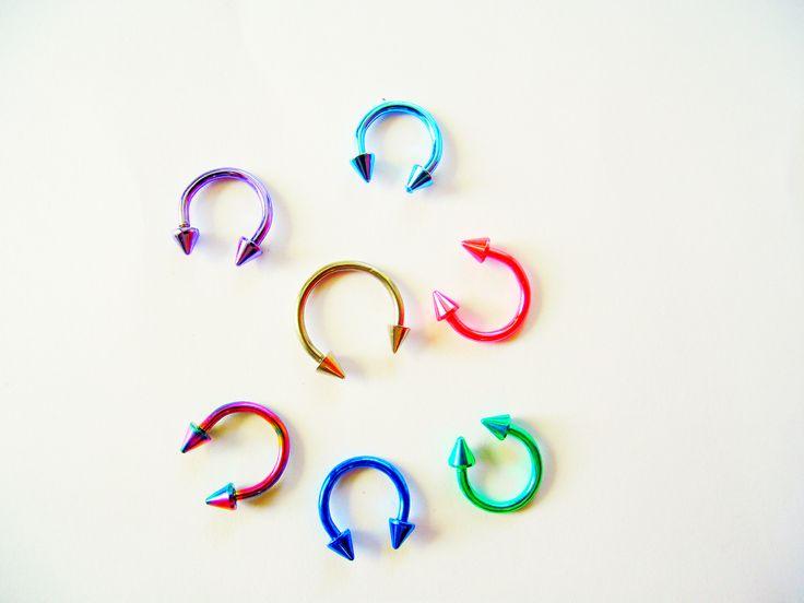 Μπάρες κρικάκια piercing τα πάντα απο χειρουργικό ατσάλι και τιτάνιο στο http://www.amalfiaccessories.gr/piercings/#