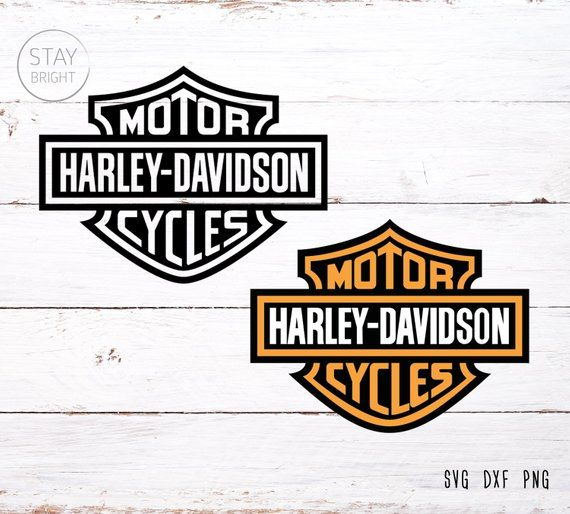 Harley Davidson Svg Dxf Png This Is A Digital Item For Instant Download No Physical Item Will Be Mailed Yo Harley Davidson Harley Davidson Logo Harley