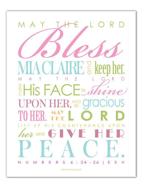 Baptism Gift For Girls First Communion Gift Diy Print Frame