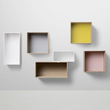 Muuto Mini Stacked Shelf : Surrounding Australia