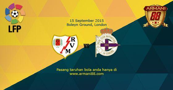 Prediksi Rayo Vallecano VS Deportivo La Coruna 15 September 2015 (scheduled via http://www.tailwindapp.com?utm_source=pinterest&utm_medium=twpin&utm_content=post12103654&utm_campaign=scheduler_attribution)