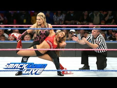 'WWE SmackDown Live' Results: Nikki Bella And The Hype Bros Qualify For 'Survivor Series' Matches