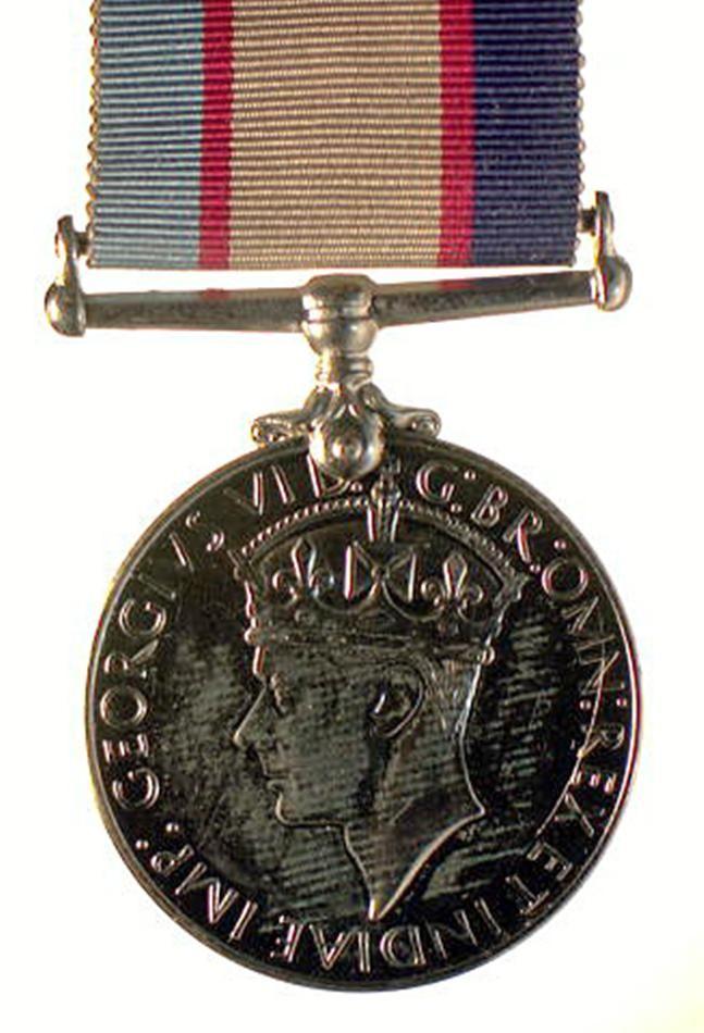 Australia, Australian Service Medal 1939 - 1945, Obverse
