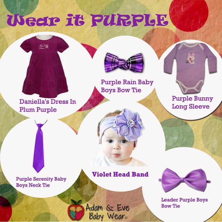 Go for Purple kids! https://www.facebook.com/adamandevebabywear/photos/a.742306812490560.1073741828.136532249734689/774953959225845/?type=1&theater