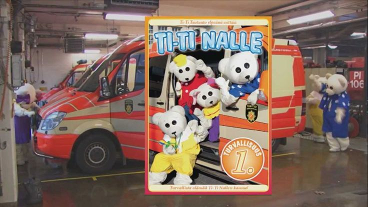 Ti-Ti Nalle - Turvallisuus 1, DVD traileri