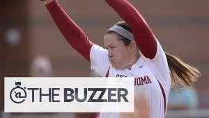Oklahoma softball pitcher ties NCAA record with fourth no-hitter of season - FOX Sports