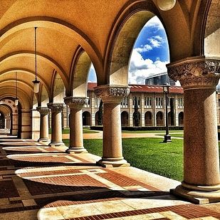 Rice University | 41 Scenic College Campuses That Were Made For Instagram  I've been here! It is quite beautiful.