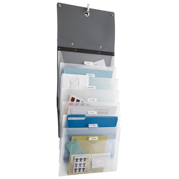 Cascading letter file tote container store home and organization pinterest container - Container store home ...