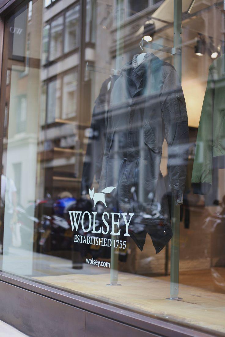Wolsey #RegentStreetQuadrant