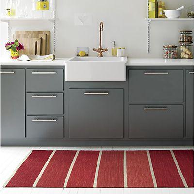 Dix tapis, dix prix | Les idées de ma maison  © TVA Publications #deco #tapis #accessoire #rayures