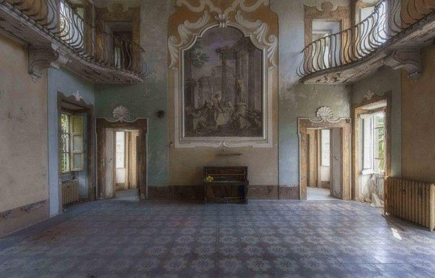 Un viaggio tra incredibili case abbandonate, tra bellezza e inquietudine (Fotogallery) — idealista/news