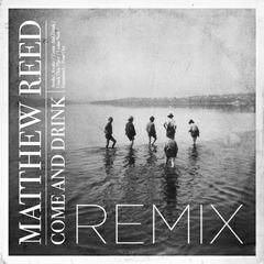 """Download """"Matthew Reed - Come And Drink Remix (EP)"""" for free here. http://free-christian-music-downloads.com/matthew-reed-come-and-drink-remix-ep/ Remixes from Roy Mitchell-Cardenas from Mutemath, Aaron Robertson, Seth Penn, Har Megiddo, and Paulette Wooten."""