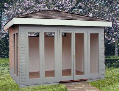 The Pavilion Garden Office