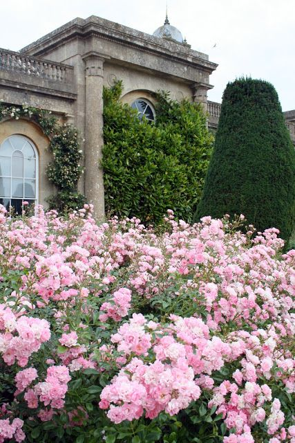 Bowood House and Garden, Wiltshire, England