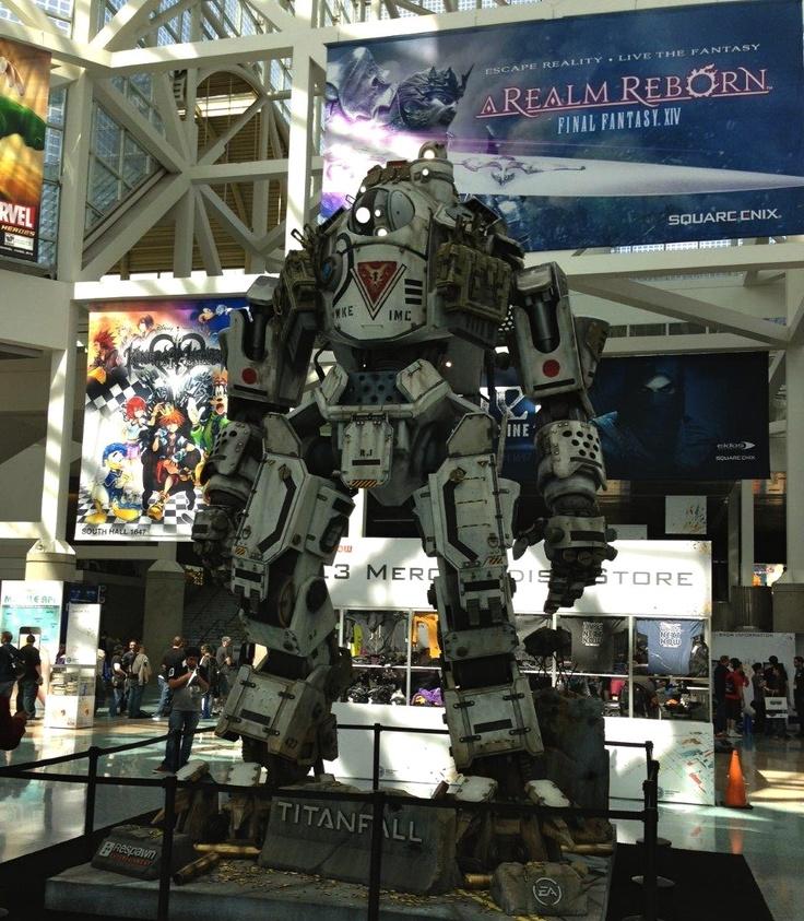 E3 2013, Kingdom Ridge Capital, Geeks on the Road, Los Angeles