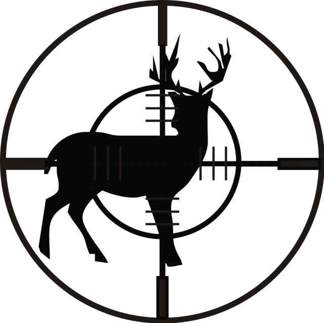 17 Best images about * Deer Hunting Silhouettes, Vectors, Clipart ...