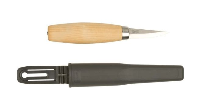 woodcarving knives | Mora Erik Frost 120 Woodcarving Knife - The Canadian Outdoor Equipment ...