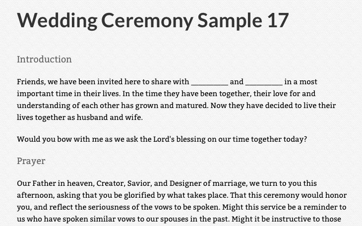 Pin by lauren howard on wedding ceremony pinterest for Non religious wedding ceremony outline