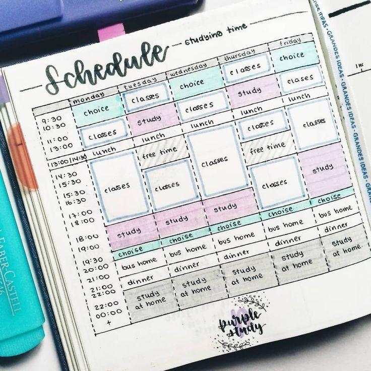 37+ Einfache Bullet Journal-Ideen, um Ihre ehrgeizigen Ziele gut zu organisieren