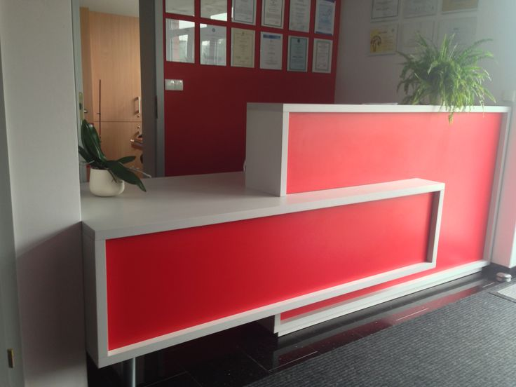 Foro project, color variants - white, green, red and orange, #reception