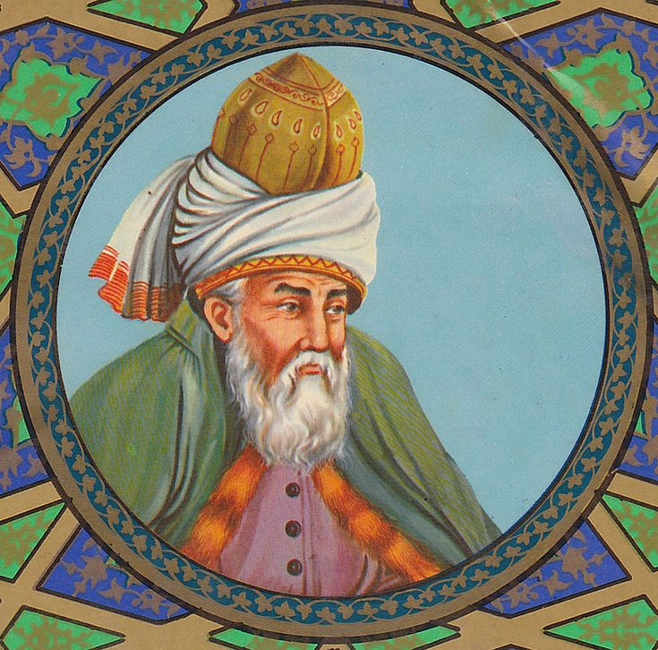 Rumi Biography: His Life and His Teachings
